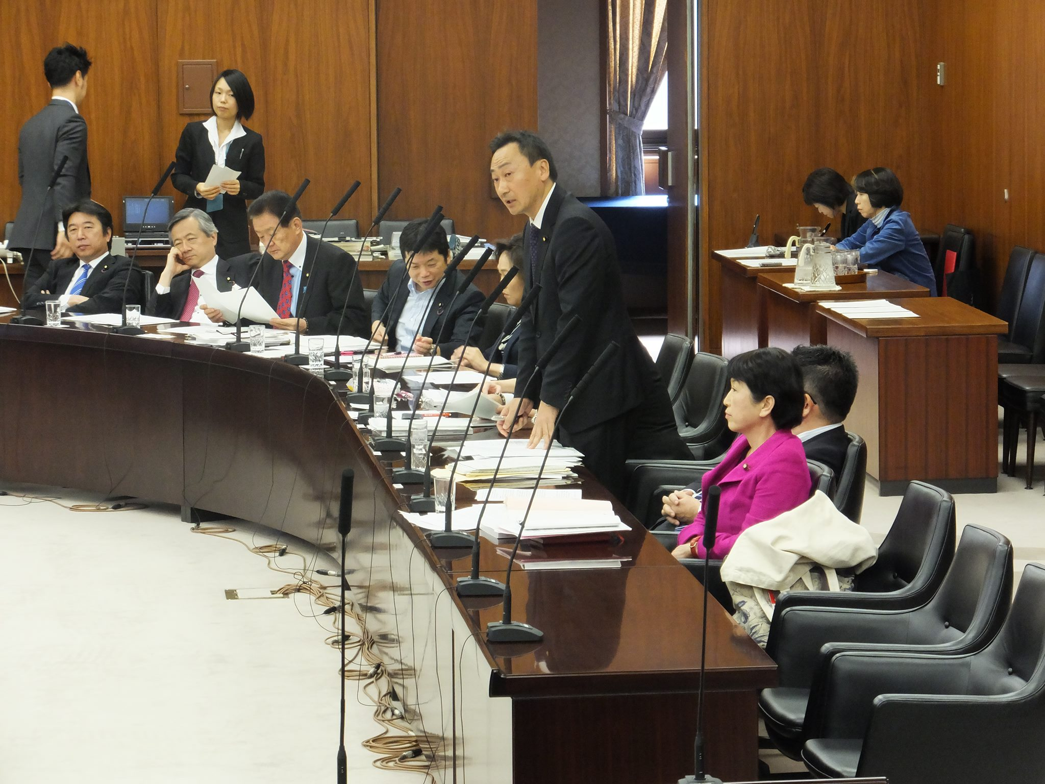 2014.10.28 参議院厚生労働委員会