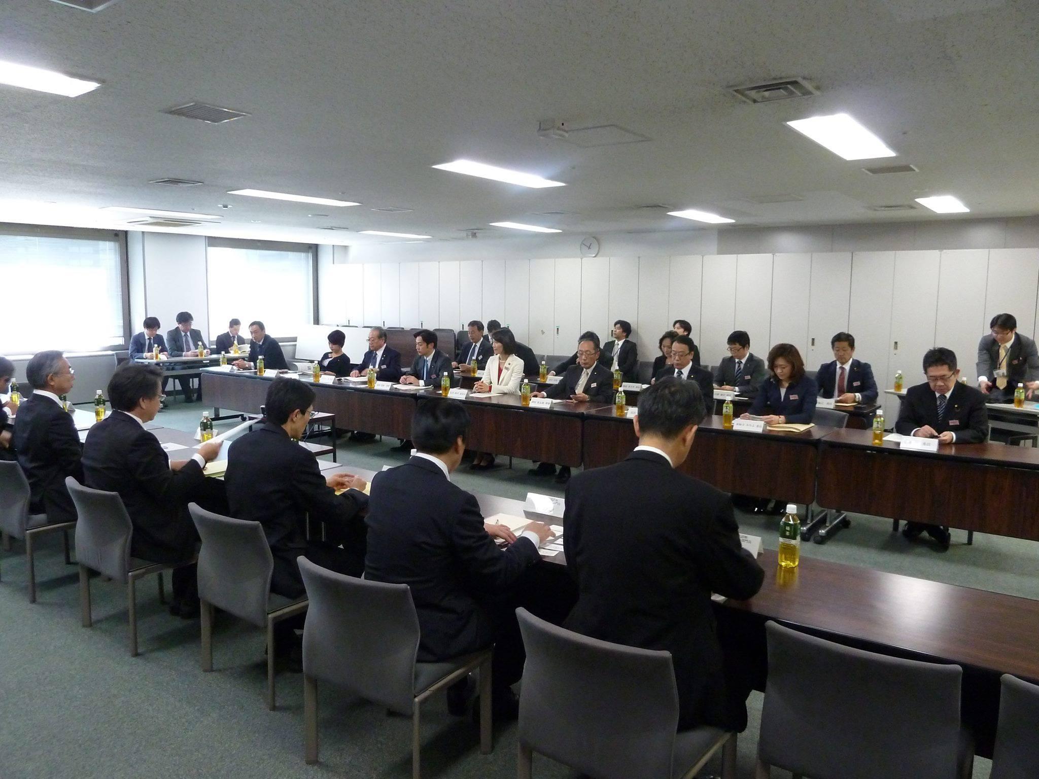 2014.11.14  厚生労働委員会 東京労働局とNTT東日本を視察