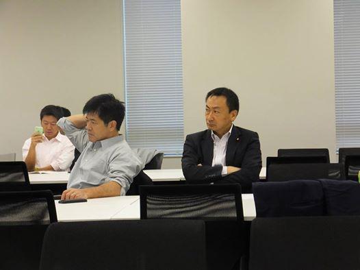 2014.10.31  維新の党行政改革調査会