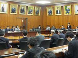 2014.10.10 参議院災害対策特別委員会