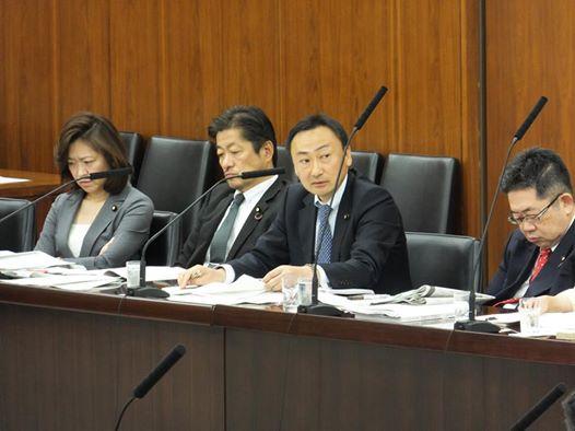 2014.10.23 参議院厚生労働委員会 参考人から意見の陳述