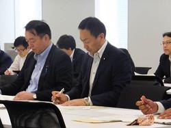 2014.10.24 維新の党税制調査会