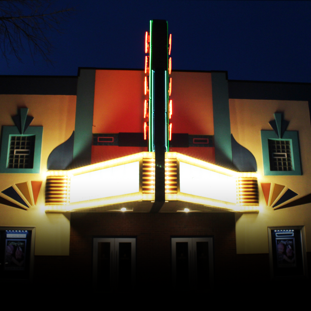 Court Street Theater Front