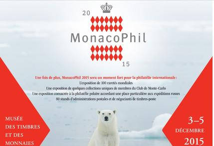 MonacoPhil - 3-6 décembre 2015