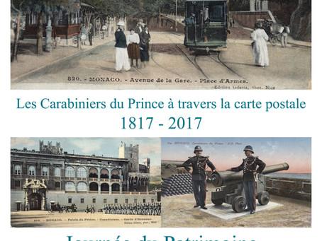 Journée du patrimoine le 24 septembre 2017