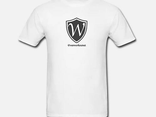 Warrior Workout Network Tee