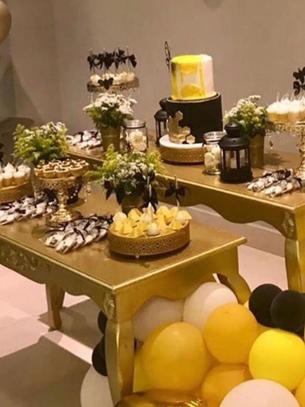 bases_queque_cake stand_Candy station_Me
