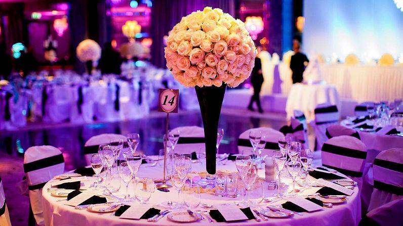 Alquileres y decoraciones para bodas, fiestas y eventos en Costa Rica