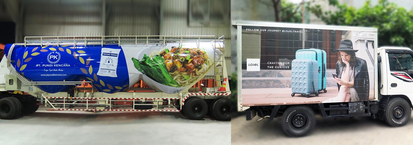 Truck / Car Branding