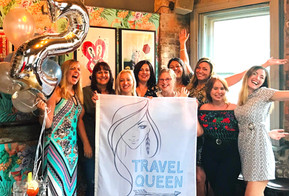 Travel Queen Celebrates Turning 2!