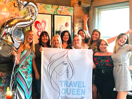 Travel Queen Celebrates Turning 2!