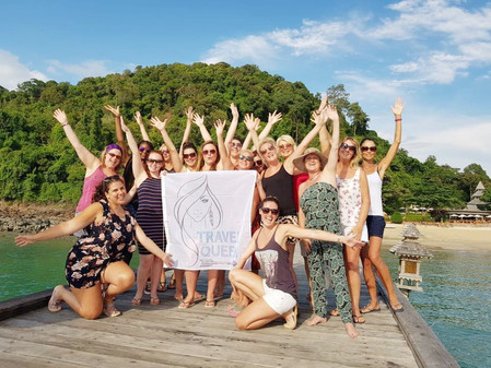 Feedback from our Travel Queens on our first Thailand Adventure!