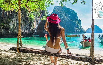 Rachel shares her Travel Queen experience on the Thailand Adventure!