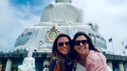 Mel & Rach Big Buddha