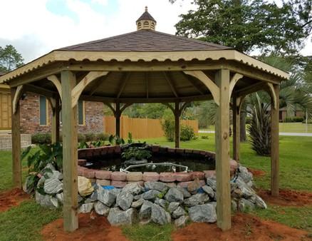 Custom Pavilion