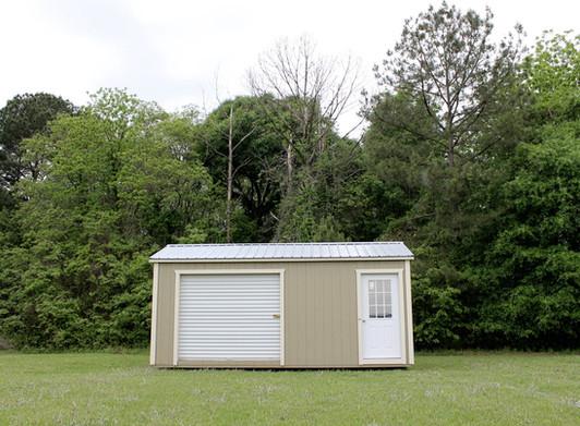 Utility Shed - Garage