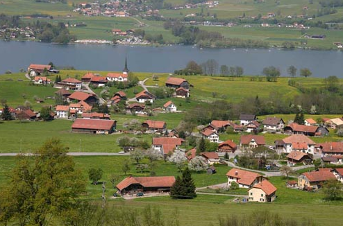 Hauteville village
