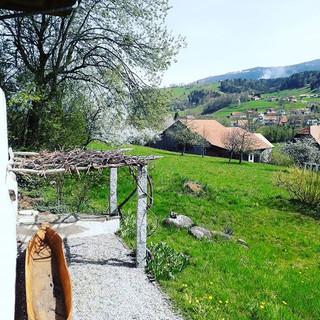 Vue village Hauteville