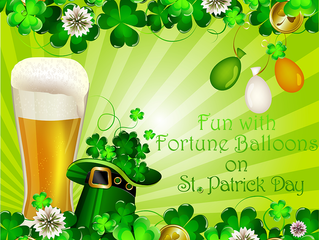 Make fun of the Leprechaun while swallyin at the pub on St. Patrick's day!