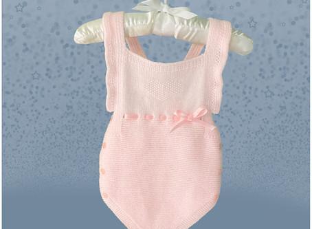 Seamless Victoria Baby Romper!