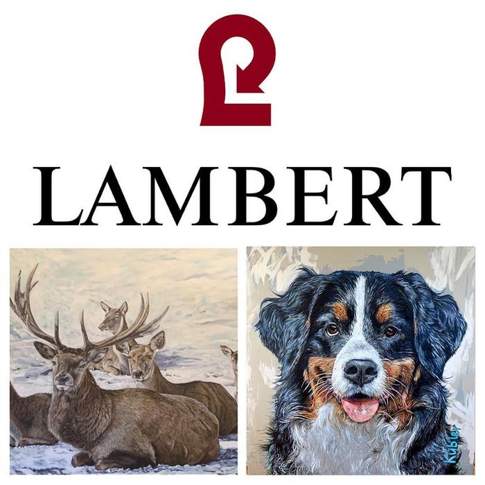 BIS JANUAR 2021  - Ausstellung bei Lambert Flagship Store Zürich