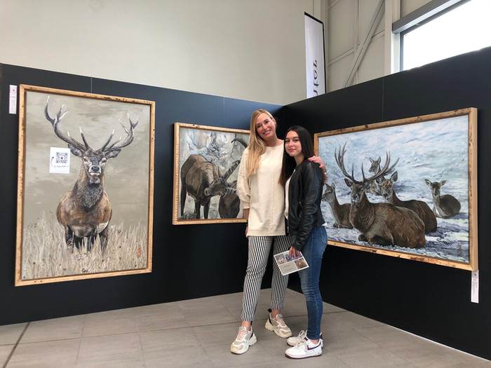12. BIS 17. APRIL - Bilderausstellung in Chur
