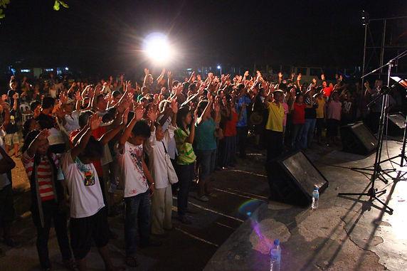 raising missionaries in the philippines