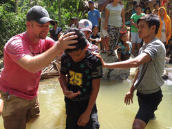 support missionaries in the jungle