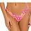 Thumbnail: Wild sweetheart high leg Brazilian bottom