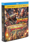 Jumanji — The Next Level / Welcome to the Jungle [Blu-ray]