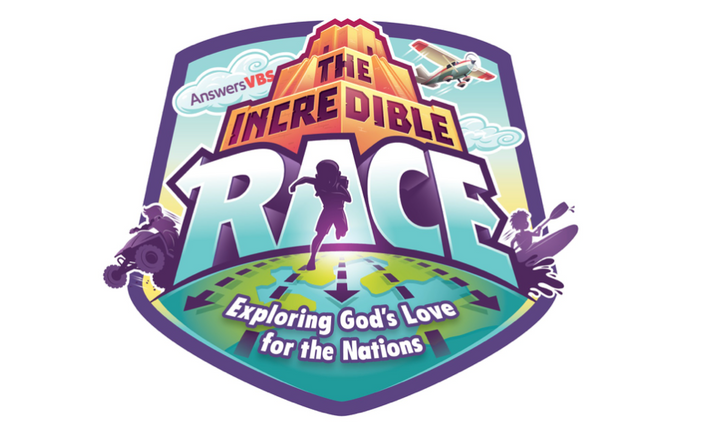 Kid's Camp - The Incredible Race
