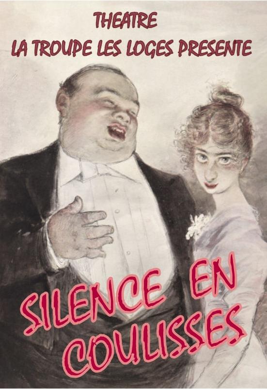 Silence en coulisses