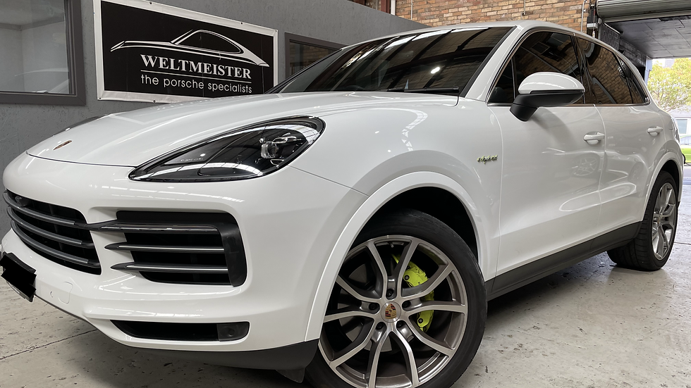 2019 Porsche Cayenne E-Hybrid 9YA Auto 4x4