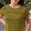 Thumbnail: How Do  You Get a Country Girls Attention Women's Crop Tee