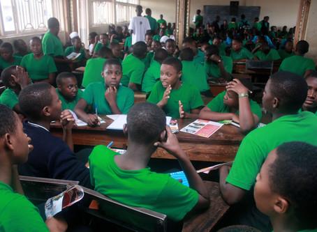 Topowa Youth Mentoring Uganda Organises National Schools Career Day 2019.
