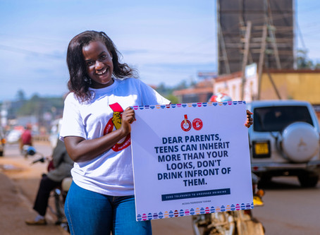 Topowa Launches Underage drinking campaign