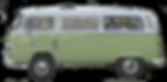 Furgoneta Volkswagen T2