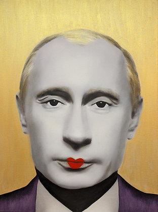 """Putin Geisha edition"" by Hayo Sol"