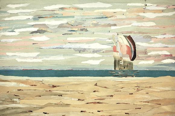 """""""Sea II"""" by Frances R"""