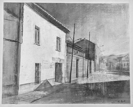 """""""Granátula de Calatrava"""" byPaco Rojas"""
