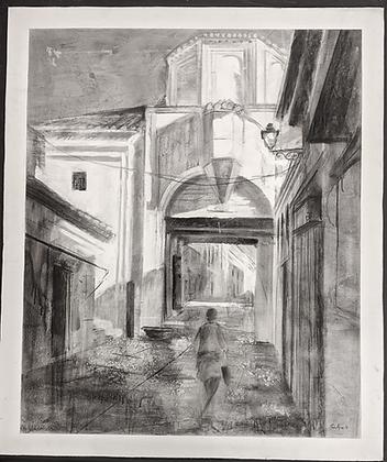 """""""Santa Fe"""" (Granada) by Paco Rojas"""
