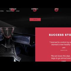 Milwaukee Kendo Club Website