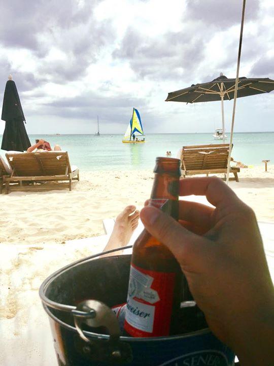 Life is a beach 😎💪🍺⛴