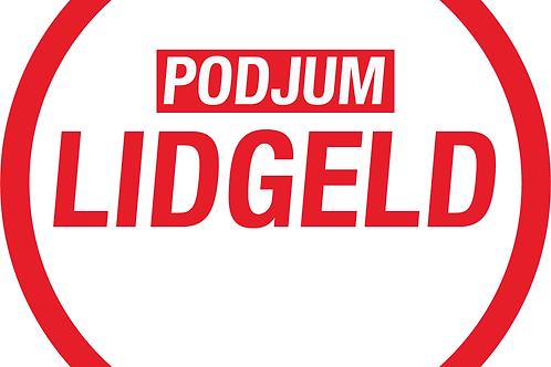 Podjum Lidgeld 2019-2020
