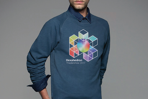 DrumSpirit Hexahedron Boys sweater