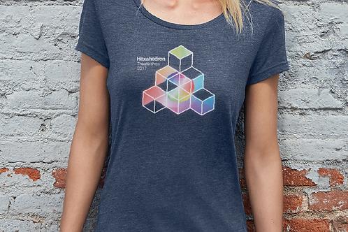 DrumSpirit Hexahedron Girls t-shirt