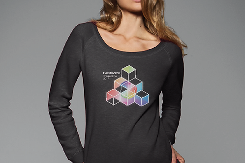 DrumSpirit Hexahedron Girls sweater