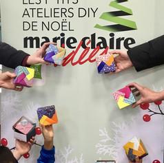 Ateliers Famille en France - avec Marie-Claire et We Can Do