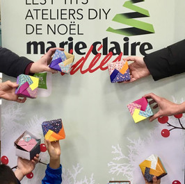 Ateliers Famille en France - avec Marie-Claire et We Can Do