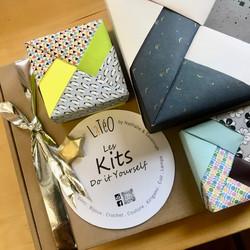 Boîtes Gigognes Origami
